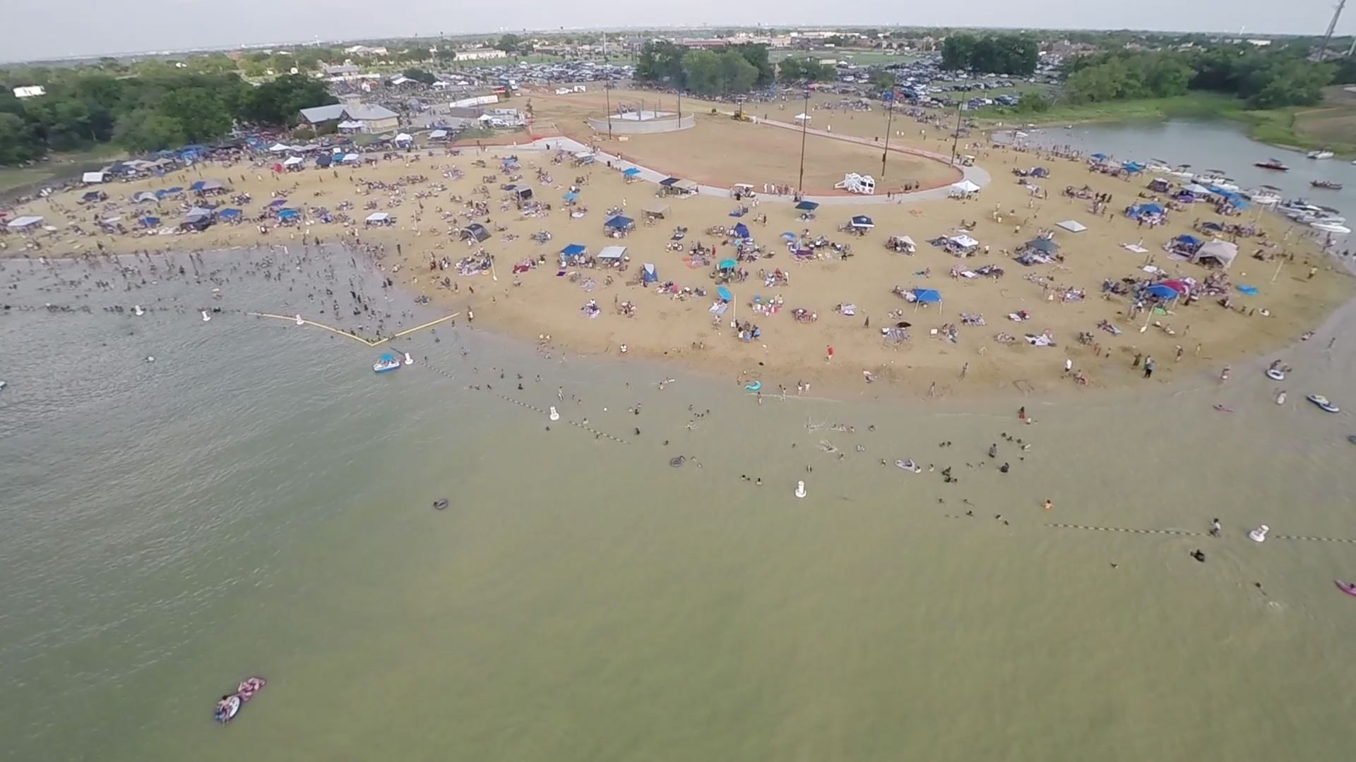 2014 July Jubilee aerial view