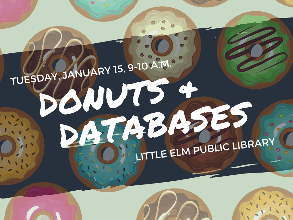 Donuts and Databases Image