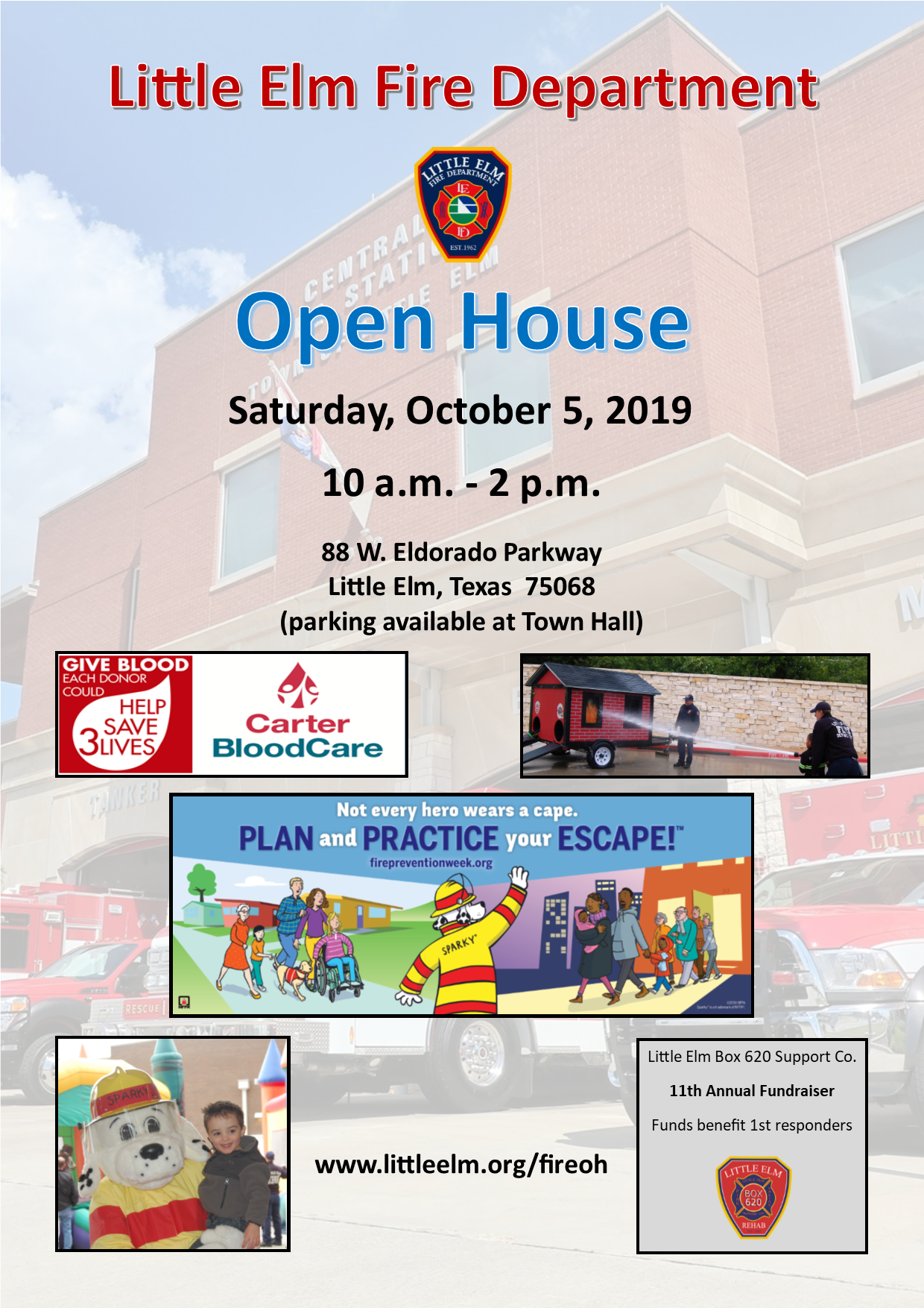 2019 Flier for Open House - 8.5x11