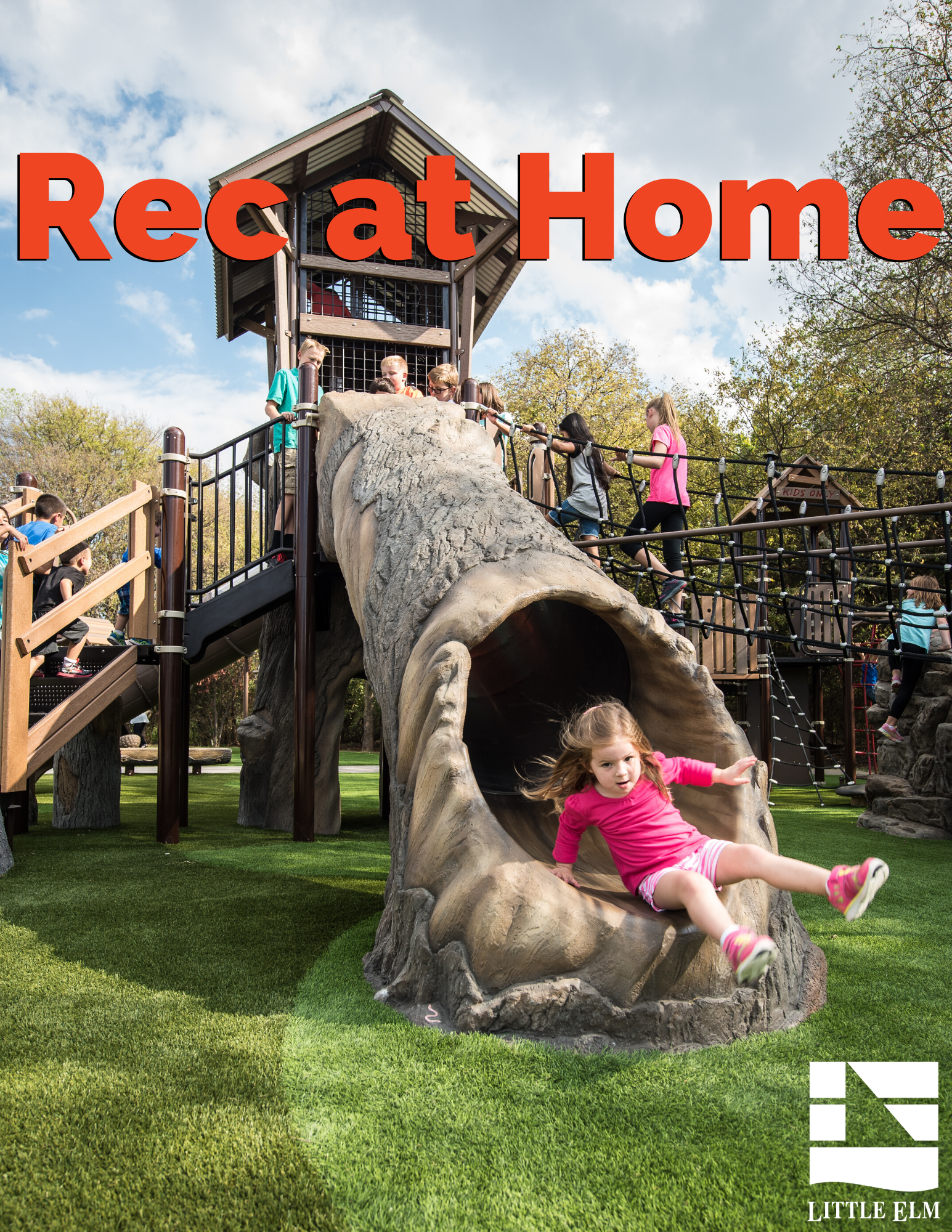 Rec at Home Cover Page